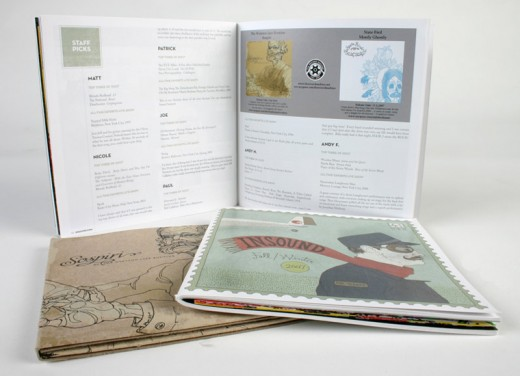 CD packaging, Featured Designers: Three Bears Design