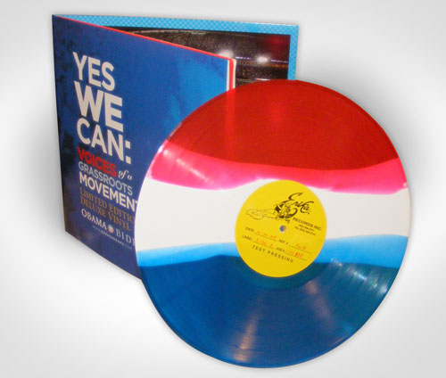 vinyl manufacturing obama