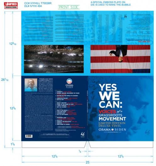 Unified Manufacturing, Unified Manufacturing: Obama Music Released by Unified Manufacturing!