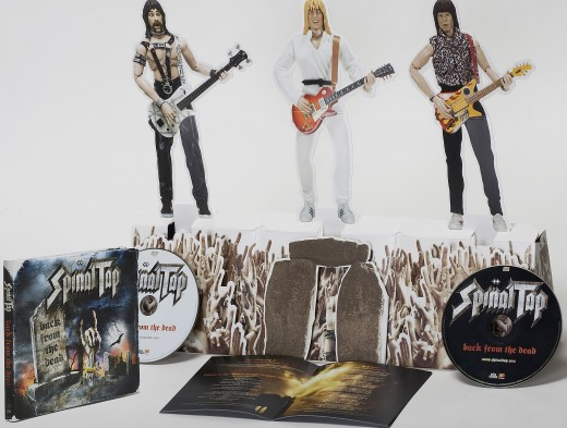 CD packaging, CD Packaging: Spinal Tap's Creative Box Sets