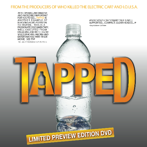 Eco-friendly DVD, DVD Packaging: Unified makes 100% Eco-friendly DVD packaging for Tapped the Movie