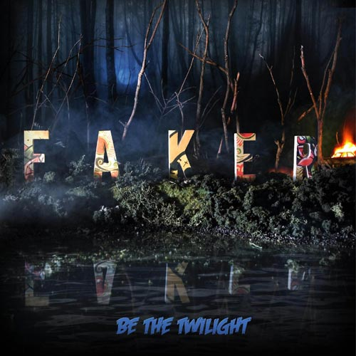Faker CD, CD Packaging of the Week: Faker's 'Be The Twilight'