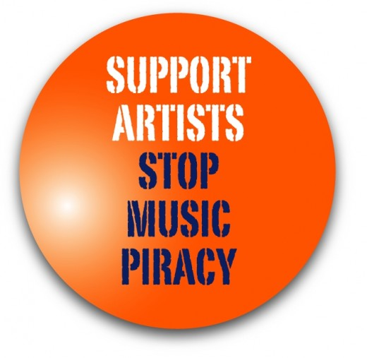 SupportArtistsReportPiracy 520x5071