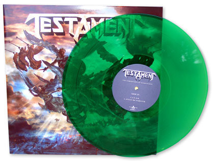 testament vinyl record