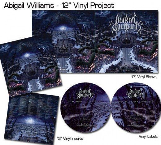 Abigail Williams CD case