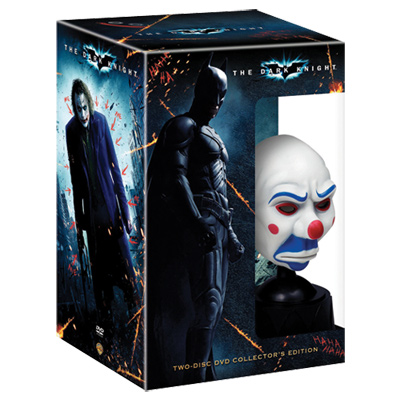 Dark Knight DVD collectors