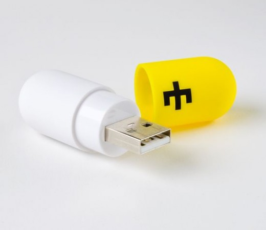 Sunshine Enema Flash Drive