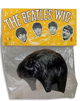 beatles collectible merch