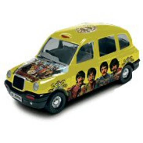 beatles car