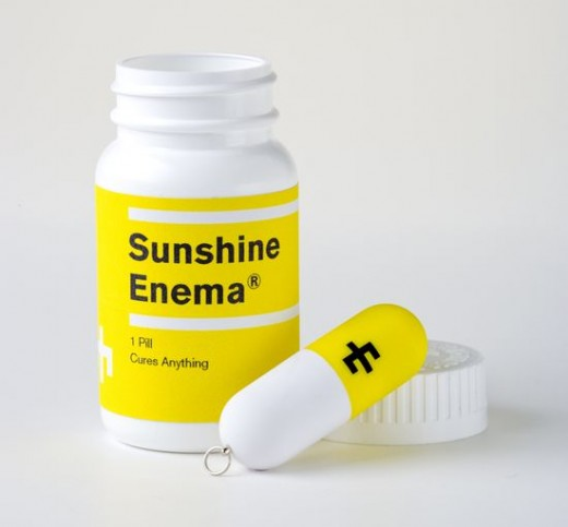 sunshine enema USB