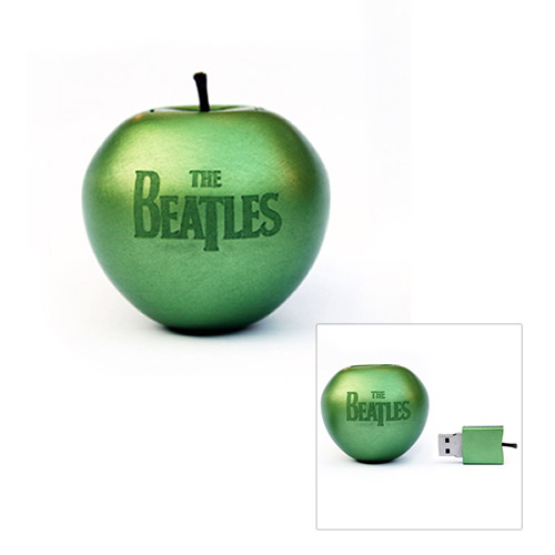 beatles flash drive