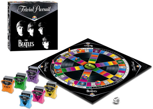 beatles trivia game