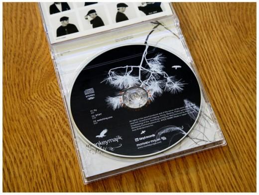 CD Packaging, CD Packaging of the Week: Monkey Majik by Artless