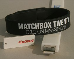 Matchbox 20 merch USB