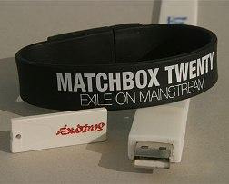 Matchbox 20 merch USB