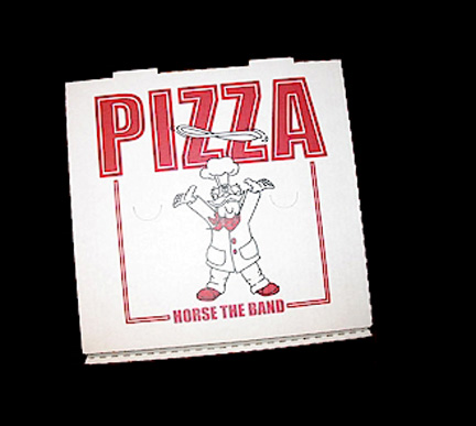 cd package pizza box