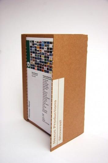 DVD Packaging, DVD Packaging: Cardboard Transit Box Design