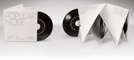 Vinyl Packaging, Vinyl Packaging: Journal of Popular Noise