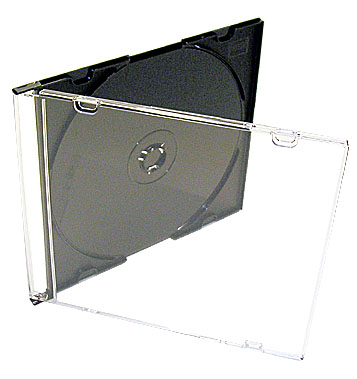 jewel case CD