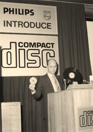 Compact Disc, Compact Disc: History of the CD