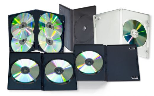 CD DVD cases amaray