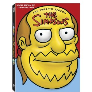 DVD packaging, DVD Packaging: Awesome Simpsons Packaging