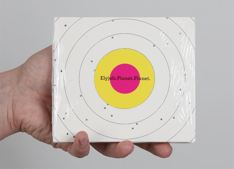 CD packaging, CD Packaging of the Week: Elyjah's Planet Planet