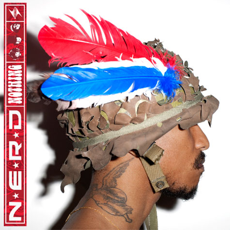 "Album cover, N.E.R.D. Album Cover for ""Nothing"""