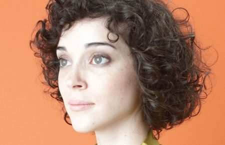 st vincent actor album art