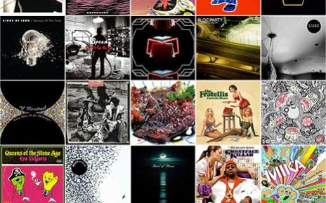 top 25 album covers 2007 Rolling Stone readers thumb