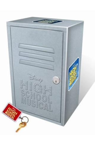 DVD packaging, DVD Packaging: Tin Locker Sets for Campus Films