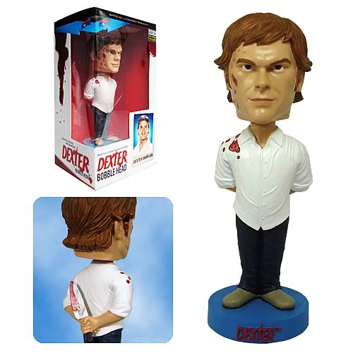 promotion, Dexterrific: Killer Promotion and Merch for Dexter (TV Series)