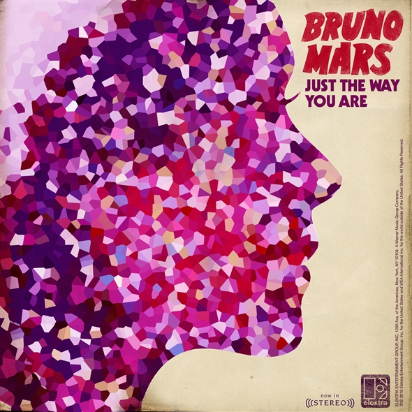"""Just The Way You Are""- Bruno Mars"