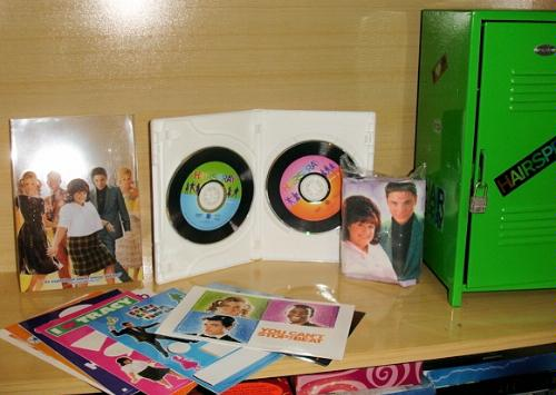 DVD packaging, DVD Packaging: Tin Locker Sets for Campus Films