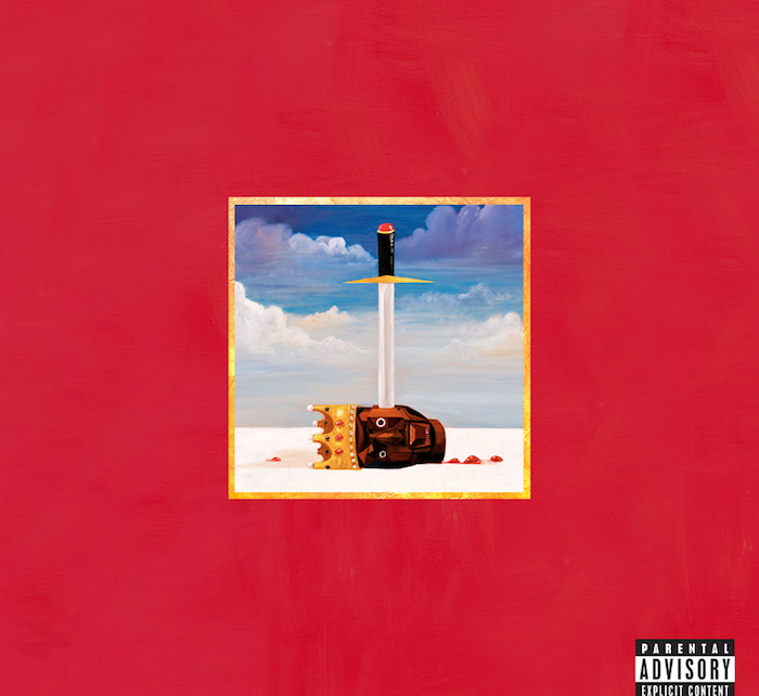 kanye west my beautiful dark twisted fantasy album cover 4