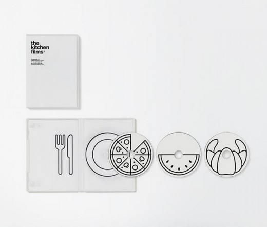 concepts, Creative Concepts: Corporate Giveaways for The Kitchen Films, Spain