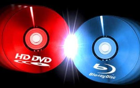 blu ray vs hd dvd