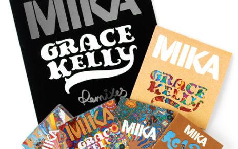 mika album and singles