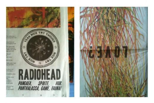 radiohead publicity