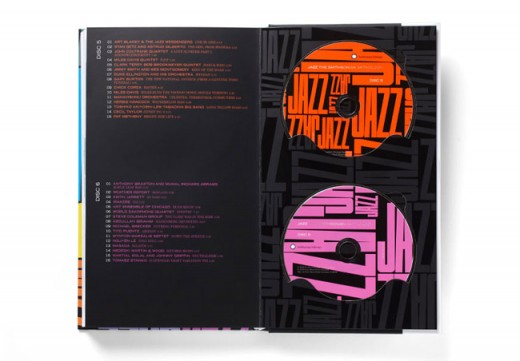 CD packaging, CD Packaging: Jazz: The Smithsonian Anthology
