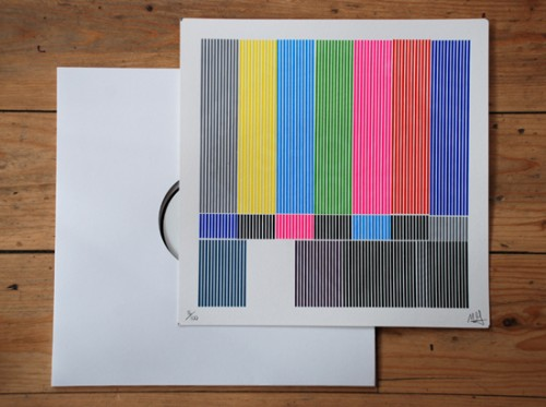 music packaging, Vinyl Record Packaging: Run Hide Survive- Show Off
