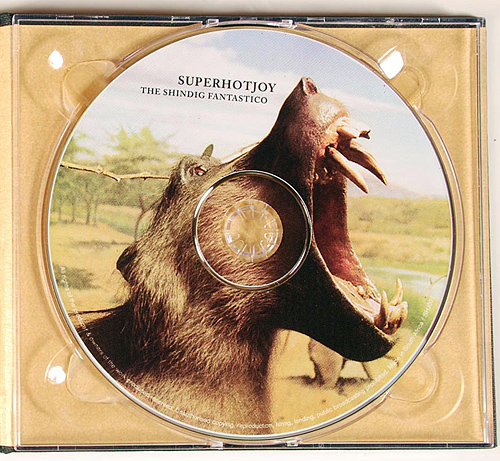 superhotjoy cd