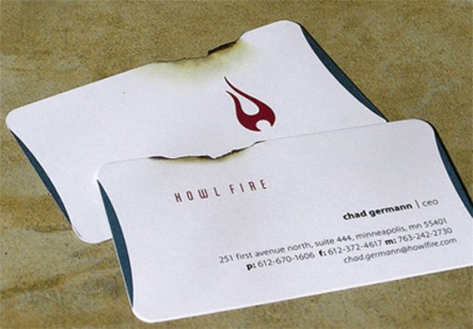 Business cards, 100 Really Creative Business Cards