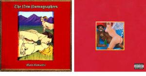 album covers copyright