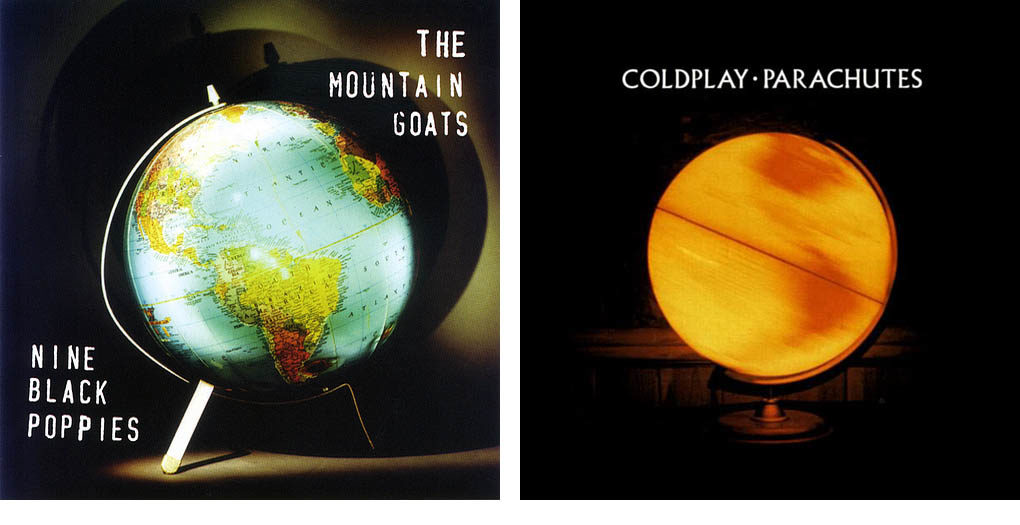 similar concept album cover