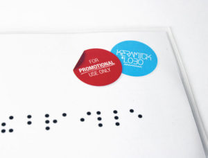 CD Package: Keramick and Lobo- The Braille