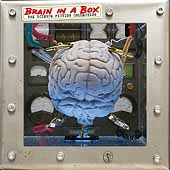 CD Packaging, CD Packaging: Brain in a Box