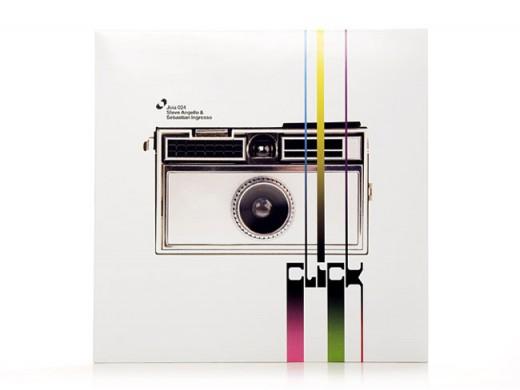Vinyl Packaging, Vinyl Packaging: Click- Steve Angello & Sebastian Ingrosso
