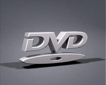 dvd logo animation 3d model 22665 91657