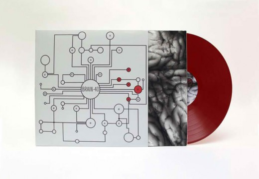 vinyl packaging, Vinyl Packaging: Brain-40 Boxset